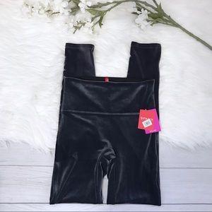 [SPANX] NWT Velvet Leggings